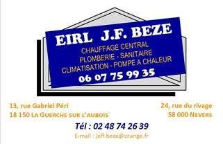 Bezé Jean-François plombier