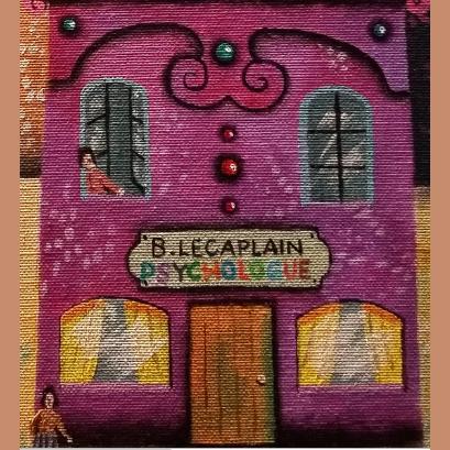 Lecaplain Brigitte psychologue