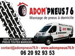 ADOM'PNEUS76 pneu (vente, montage)