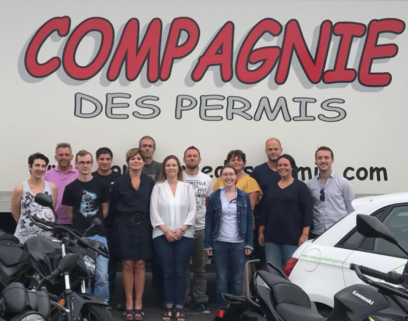 Compagnie Des Permis préfecture et sous préfecture