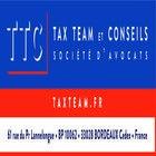 Tax Team Et Conseils avocat en droit fiscal