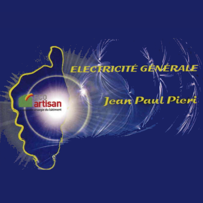 SARL Electricité Générale Jean Paul Pieri électricité (production, distribution, fournitures)