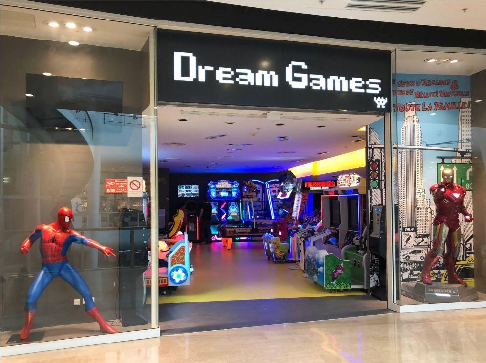 Dream games jeux vidéo (vente, location)