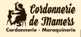 Cordonnerie Mamers maroquinerie et article de voyage (détail)