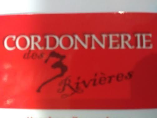 CORDONNERIE DES 3 RIVIERES maroquinerie et article de voyage (détail)