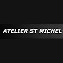 Atelier Saint Michel cloison et plafond (fabrication)