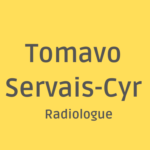 Tomavo Servais-Cyr radiologue (radiodiagnostic et imagerie medicale)