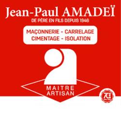 Amadeï Jean-Paul entreprise de maçonnerie