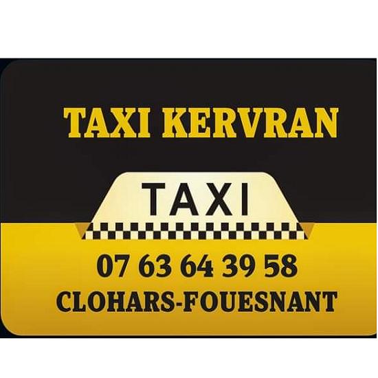 Taxi Kervran à Clohars-Fouesnant taxi