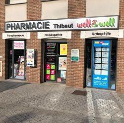 Pharmacie Thibaut well&well pharmacie