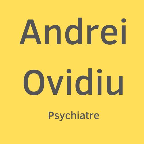 Ovidiu Andrei psychiatre