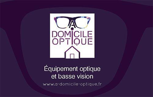 A domicile optique opticien