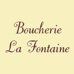 Boucherie La Fontaine boucherie et charcuterie (détail)