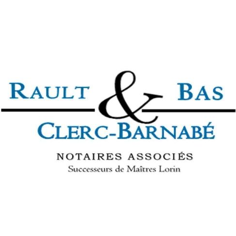 Pascal RAULT, Christophe BAS et Elise CLERC-BARNABE Notaires Associés SCP notaire
