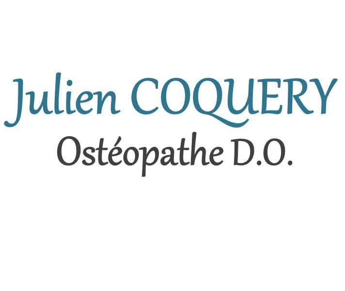Coquery Julien ostéopathe