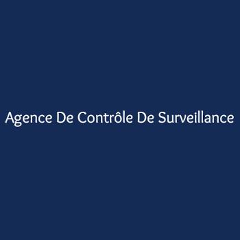 Agence De Controle De Surveillance Agen Equipements de sécurité