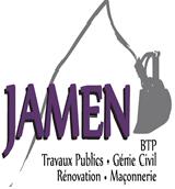 Jamen Construction, travaux publics