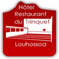 Hôtel Restaurant Du Trinquet restaurant