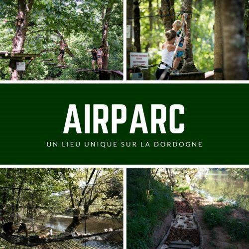Airparc Perigord parc d'attractions et de loisirs