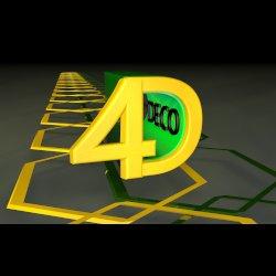 4D Deco peintre (artiste)