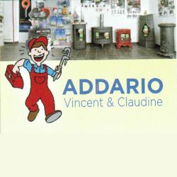 ADDARIO VINCENT et CLAUDINE chauffage (vente, installation)