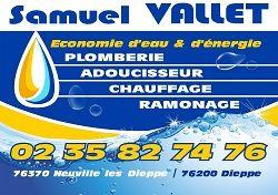 Vallet Samuel plombier