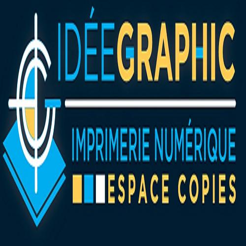 Idée Graphic LORIENT ESPACE COPIES SARL informatique (matériel et fournitures)