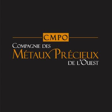 Compagnie des Métaux Précieux de l'Ouest bijouterie et joaillerie (détail)