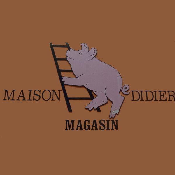 Didier Maison Magasin boucherie et charcuterie (détail)