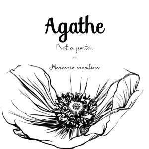 AGATHE laine (détail)