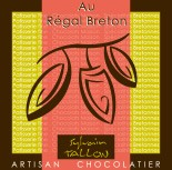 Au Régal Breton chocolaterie et confiserie (détail)
