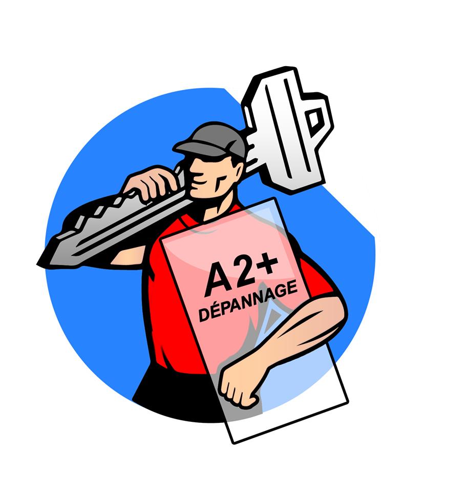 A2 Plus Dépannage dépannage de serrurerie, serrurier