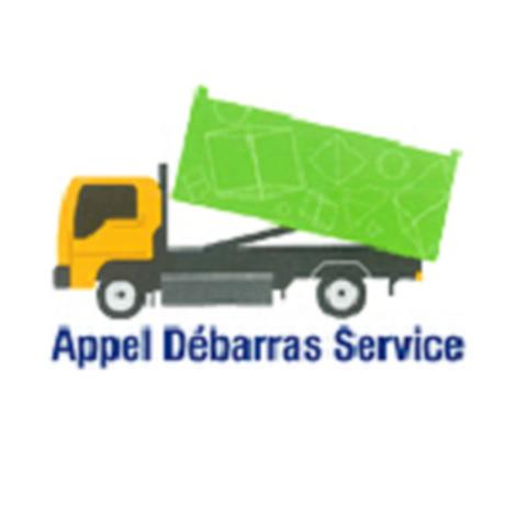 Appel Debarras Service récupération, traitement de déchets divers