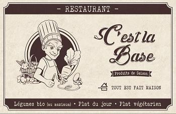 C'est La Base restaurant