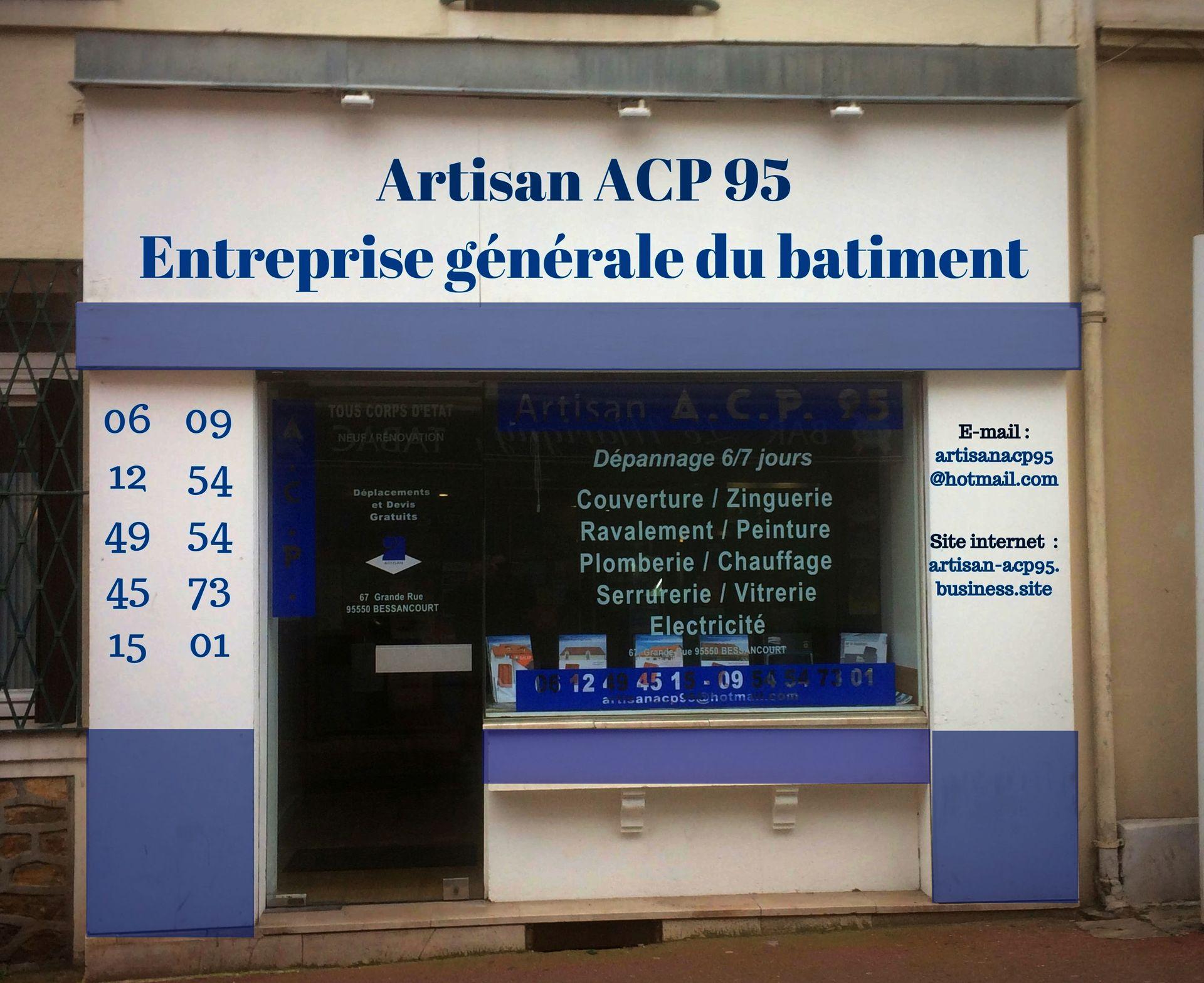 ACP 95 peintre (artiste)