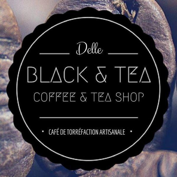 BLACK & TEA MON P TEA CAFE salon de thé