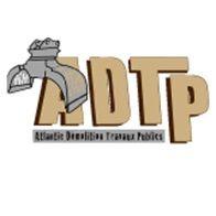 A.D.T.P Atlantic Démolitions et Travaux entreprise de démolition