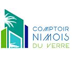 Comptoir Nîmois du Verre vitrerie (pose), vitrier