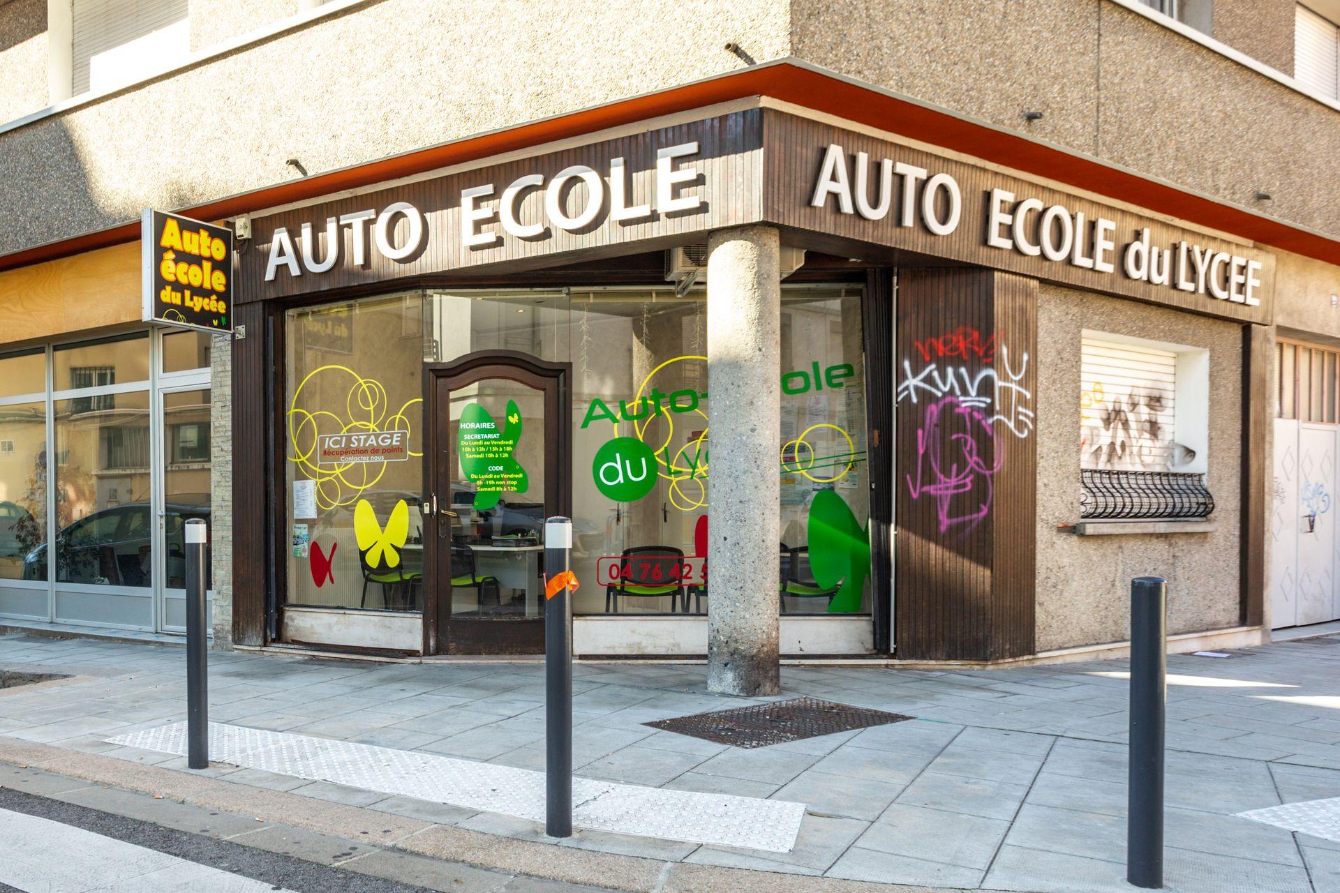 Auto Ecole Du Lycée auto école