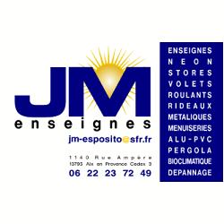 JM ENSEIGNE agence et conseil en publicité
