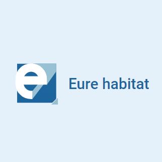 Eure Habitat OFFICE PUBLIC DE L'HABITAT DE L'EURE administrateur de biens et syndic de copropriété