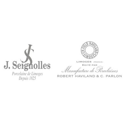 Porcelaines J.Seignolles R.Haviland et C.Parlon Fabrication et commerce de gros