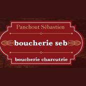 Panchout Sébastien boucherie et charcuterie (détail)