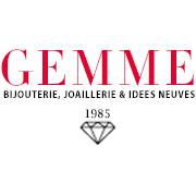 Bijouterie GEMME bijouterie et joaillerie (détail)