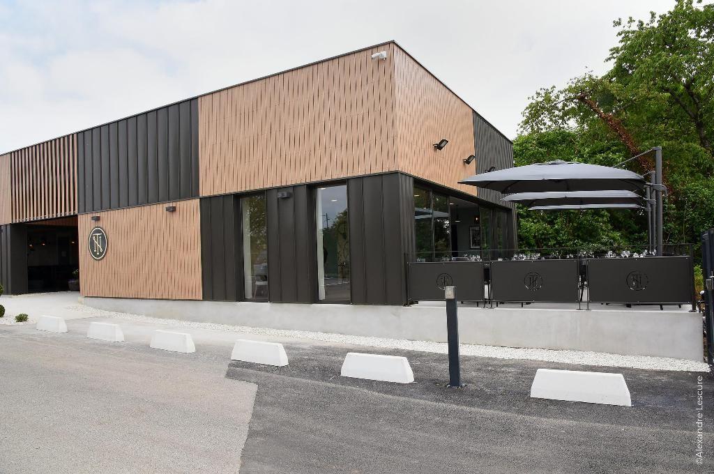 Restaurant La Nouvelle Table A Varennes Vauzelles 58640 Boulevard