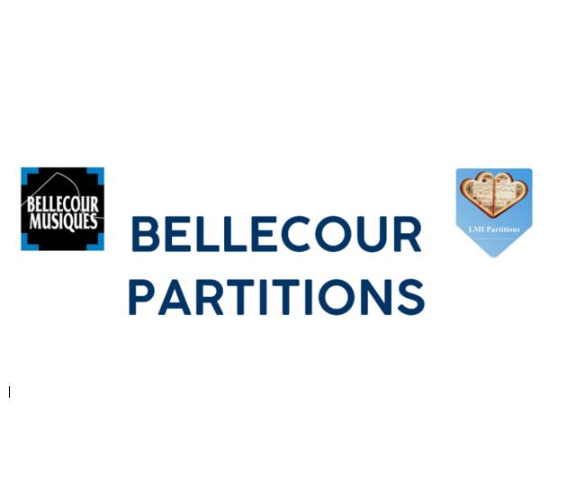BELLECOUR PARTITIONS librairie