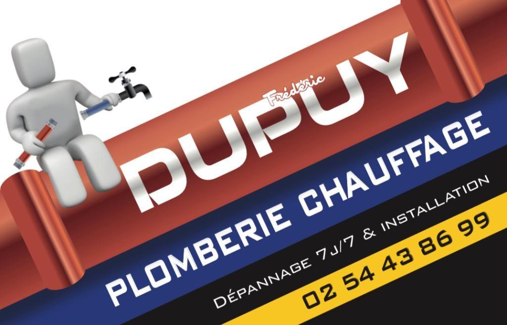 Frédéric Dupuy Plomberie plombier