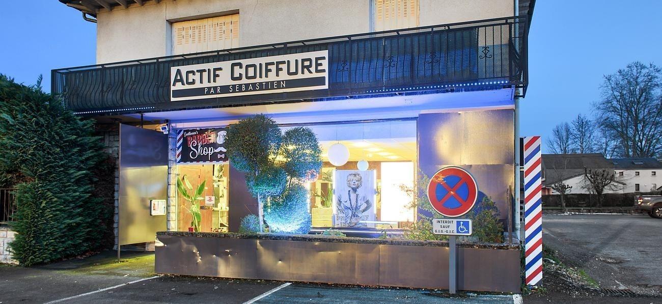Actif Coiffure Par Sébastien Coiffure, beauté