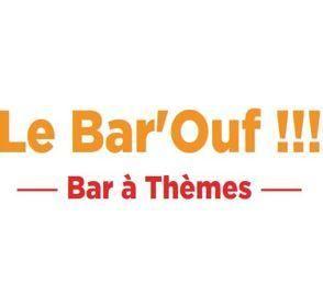 Le Bar'Ouf café, bar, brasserie