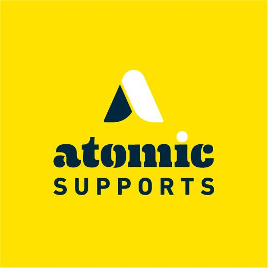 Atomic Supports flocage